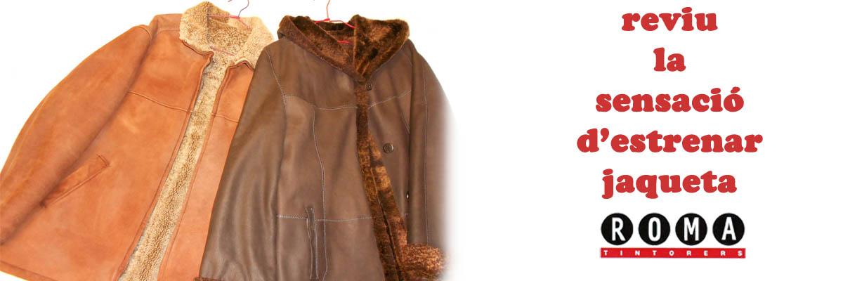 Reviu la sensació d'estrenar jaqueta